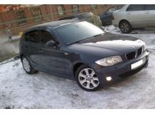 Дефлекторы окон BMW 1 (E87) /2004-2011/. Ветровики БМВ 1 серии [Cobra]