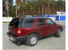 Дефлекторы окон Chevrolet Blazer (S10) /1994-2005/. Ветровики Шевроле Спарк [Cobra]