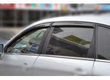 Дефлекторы окон Chevrolet Captiva /2006+/. Ветровики Шевроле Каптива [Cobra]