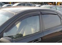 Дефлекторы окон Chevrolet Lacetti /Седан, 2003+/. Ветровики Шевроле Лачетти [Cobra]