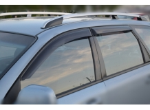 Дефлекторы окон Chevrolet Lacetti /Универсал, 2003+/. Ветровики Шевроле Лачетти [Cobra]
