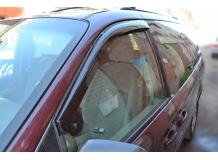 Дефлекторы окон Chrysler Voyager III /1996-2000/. Ветровики Крайслер Вояжер [Cobra]