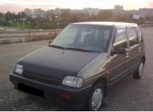 Дефлекторы окон Daewoo Tico /1991-2001/. Ветровики Деу Тико [Cobra]
