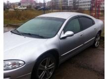 Дефлекторы окон Dodge Intrepid II /1998-2004/. Ветровики Додж Интрепид [Cobra]