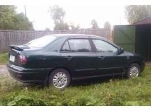 Дефлекторы окон Fiat Marea /Седан, 1996-2007/. Ветровики Фиат Мареа [Cobra]