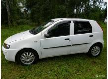Дефлекторы окон Fiat Punto II /Хэтчбек, 1999-2003/. Ветровики Фиат Пунто [Cobra]