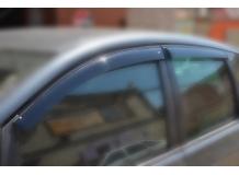 Дефлекторы окон Ford C-Max I /2003-2010/. Ветровики Форд Ц-Макс [Cobra]