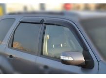 Дефлекторы окон Ford Escape I /2000-2007/. Ветровики Форд Эскейп [Cobra]