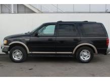 Дефлекторы окон Ford Expedition I /1996-2003/. Ветровики Форд Экспедишн [Cobra]