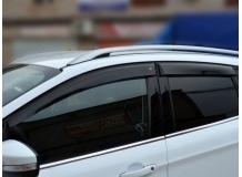 Дефлекторы окон Ford Kuga II /2013+/. Ветровики Форд Куга [Cobra]