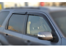 Дефлекторы окон Ford Maverick II /2000-2007/. Ветровики Форд Маверик [Cobra]