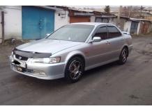 Дефлекторы окон Honda Accord VI /1997-2002, Седан/. Ветровики Хонда Аккорд [Cobra]