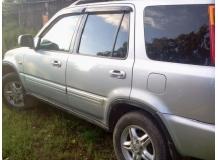Дефлекторы окон Honda CR-V I /1995-2001/. Ветровики Хонда ЦР-В [Cobra]
