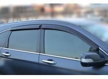 Дефлекторы окон Honda CR-V III /2007-2012/. Ветровики Хонда ЦР-В [Cobra]