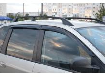 Дефлекторы окон Hyundai Matrix /2000-2010/. Ветровики Хюндай Матрикс [Cobra]