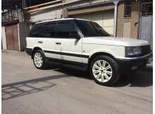 Дефлекторы окон Land Rover Range Rover 2 /1994-2002/. Ветровики Лэнд Ровер Рендж Ровер [Cobra]
