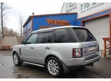 Дефлекторы окон Land Rover Range Rover 3 /2002-2012/. Ветровики Лэнд Ровер Рендж Ровер [Cobra]