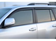 Дефлекторы окон Lexus GX460 /2009+/. Ветровики Лексус ЖХ460 [Cobra]