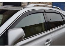 Дефлекторы окон Lexus RX III /2008-2015/. Ветровики Лексус РХ [Cobra]