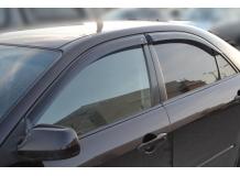 Дефлекторы окон Mazda 6 I /Седан, 2002-2007/. Ветровики Мазда 6 [Cobra]