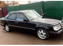 Дефлекторы окон Mercedes E (W124) /1984-1997/. Ветровики Мерседес Е-класс [Cobra]
