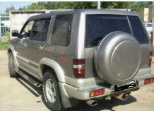 Дефлекторы окон Opel Monterey /1991-1998/. Ветровики Опель Монтерей [Cobra]