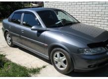 Дефлекторы окон Opel Vectra B /Седан, 1996-2002/. Ветровики Опель Вектра [Cobra]