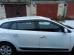 Дефлекторы окон Renault Megane III /Универсал, 2008-2015/. Ветровики Рено Меган [Cobra]