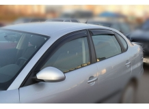 Дефлекторы окон Seat Cordoba II (6L) /4D, 2002-2009/. Ветровики Сеат Кордоба [Cobra]