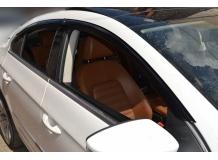 Дефлекторы окон Volkswagen Passat CC /2008-2016/. Ветровики Фольксваген Пассат ЦЦ [Cobra]