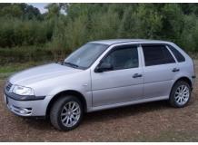 Дефлекторы окон Volkswagen Pointer III /Хэтчбек, 1999-2005/. Ветровики Фольксваген Поинтер [Cobra]