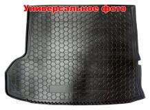 Коврик в багажник Hyundai Grand SantaFe III /Impress, 2014+/. Резиновый коврик багажника Хюндай СантаФе [Avto-Gumm]