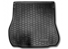 Коврик в багажник Audi A4 (B5) /1994-2001/. Резиновый коврик багажника Ауди А4 [Avto-Gumm]