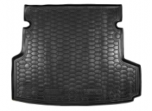 Коврик в багажник BMW 3 (F31) /2012+, Универсал/. Резиновый коврик багажника БМВ 3 [Avto-Gumm]