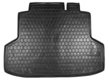 Коврик в багажник Chery E5 /2012+/. Резиновый коврик багажника Чери Е5 [Avto-Gumm]