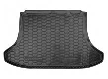 Коврик в багажник Chery Tiggo 3 (T11) /2014+/. Резиновый коврик багажника Чери Тигго [Avto-Gumm]
