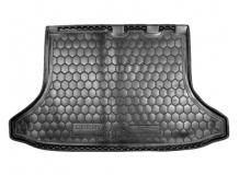 Коврик в багажник Chery Tiggo T11 /2011-2014/. Резиновый коврик багажника Чери Тигго [Avto-Gumm]
