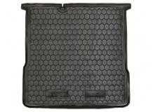 Коврик в багажник Chevrolet Aveo II (T300) /2012+, Седан/. Резиновый коврик багажника Шевроле Авео [Avto-Gumm]