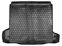 Коврик в багажник Chevrolet Cruze I /2008+, Седан/. Резиновый коврик багажника Шевроле Круз [Avto-Gumm]