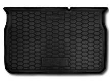 Коврик в багажник Citroen C3 III /2017+/. Резиновый коврик багажника Ситроен С3 [Avto-Gumm]