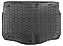 Коврик в багажник Citroen C4 Cactus /2014+/. Резиновый коврик багажника Ситроен С4 Кактус [Avto-Gumm]