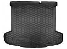 Коврик в багажник Fiat Tipo /Седан, 2015+/. Резиновый коврик багажника Фиат Типо [Avto-Gumm]