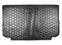 Коврик в багажник Ford B-Max /верхняя полка, 2012+/. Резиновый коврик багажника Форд Би-Макс [Avto-Gumm]