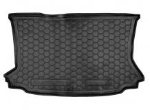 Коврик в багажник Ford EcoSport II /2015+/. Резиновый коврик багажника Форд Экоспорт [Avto-Gumm]