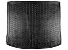 Коврик в багажник Ford Edge II /2015+/. Резиновый коврик багажника Форд Эдж [Avto-Gumm]
