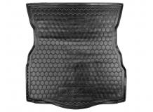 Коврик в багажник Ford Mondeo V /Хэтчбек, 2013+/. Резиновый коврик багажника Форд Мондео [Avto-Gumm]