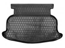 Коврик в багажник Geely Emgrand 7 (EC7) /Хэтчбек, 2009+/. Резиновый коврик багажника Джили Эмгранд 7 [Avto-Gumm]