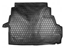 Коврик в багажник Geely Emgrand 8 (EC8) /2010+/. Резиновый коврик багажника Джили Эмгранд 8 [Avto-Gumm]