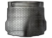 Коврик в багажник Great Wall Haval H6 I /2011-2017/. Резиновый коврик багажника Грейт Вол Хавал Н6 [Avto-Gumm]