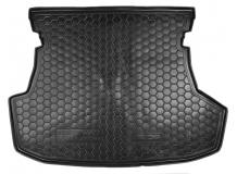 Коврик в багажник Great Wall Voleex C30 /2011+/. Резиновый коврик багажника Грейт Вол Воликс С30 [Avto-Gumm]